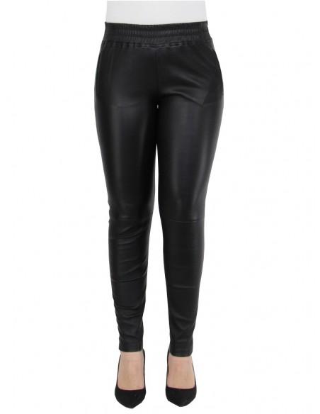Pantalon Oakwood Energy en cuir ref_cco44010 Noir