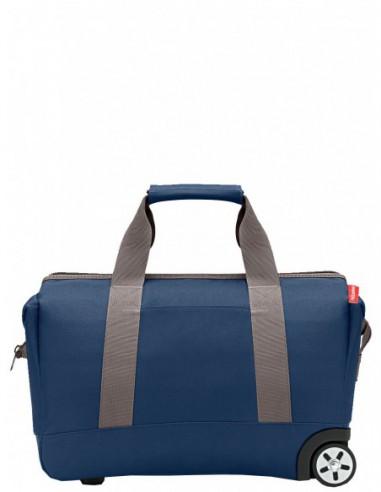 sac de voyage à roulettes Reisenthel ref_49753 dark blue
