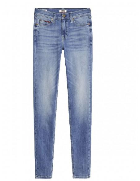 Jean Skinny Tommy Jeans ref_49258 Blue