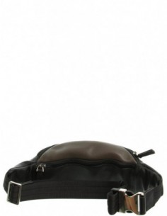 Neuf Banane Hexagona en cuir ref/_xga40929-noir 26*12*6 Hexagona