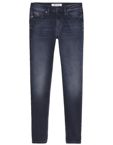 Jean femme Tommy Jeans ref_50850 Bleu